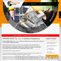 Firma z wieloletnim doświadczeniem, która projektuje oraz realizuje projekty budowy dachów, fasad oraz konstrukcji stalowych. Stosujemy nowoczesne technologie w cały kraju, by sprostać wymaganiom najbardziej wymagającym klientom. ./_thumb/www.partnerinvest.pl.png
