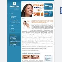 Supernowoczesne rozwiązania technologiczne używane do wybielania zębów odnaleźć można w propozycji placówki Wybielanie na Sołaczu - wybielanie zębów Poznań. Rewelacyjna jakość usług łączy się z konkurencyjnymi cennikami. Jeśli więc monitorujesz propozycje ofertowe typu wybielanie zębów Poznań cena lub wybielanie zębów Poznań promocja, odwiedź Wybielanie na Sołaczu, a na pewno będziesz usatysfakcjonowany z ceny wybielania oraz jego rezultatu.