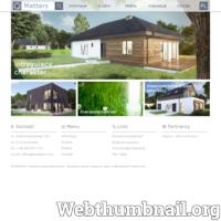 Nasza firma specjalizuje się w budowie domów z drewna. Do wyboru mają Państwo indywidualny projekt budynku lub gotowy projekt zaprojektowany przez nas.