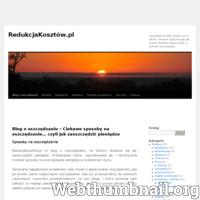RedukcjaKosztów.pl to blog o oszczędzaniu na którym dowiesz się jak zaoszczędzić pieniądze oraz odkryjesz z nami najróżniejsze sposoby na oszczędzanie