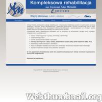 Profesjonalna rehabilitacja domowa. Terapia plastrami (kinesiotaping). Rehabilitacja po udarze. Wypożyczalnia SZYN CPM. Tel. 531 011 813