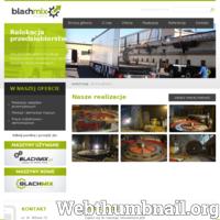 Firma Blachmix sprzedaje, naprawia i przenosi maszyny przemysłowe. Usługi relokacji firmy są bardzo rozwinięte. Firma potrafi wykonać relokacje w obrębie jednego zakładu przemysłowego, a także przenieść cały zakład w nowe miejsce. Blachmix wykonuje także montaż maszyn w nowych zakładach, a także niestandardowe relokacje na terenie całego świata.