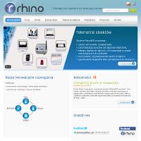 Firma Rhino sp. z o.o. pragnie zaprezentować Państwu nowoczesny system AMR do zdalnego odczytu liczników ciepła, wody, gazu, energii. Technologia, którą opracowaliśmy jest w 100% bezpieczna. Jej ogromny atutem, jest bezprzewodowość i przesyłanie zaszyfrowanych danych drogą radiową. Po więcej informacji zapraszamy na naszą stronę.