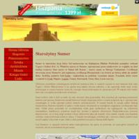 Sumer to starożytny kraj, usytuowany na dzisiejszym Bliskim Wschodzie pomiędzy rzekami Tygrys i Eufrat. Właściwa nazwa to Szumer, uproszczona przez naukowców ze względu na zbyt trudną wymowę. Inne nazwy to Szinar lub Synear - nazwy znane ze Staergo Testamentu. Cywilizacja stworzona przez Sumerów jest najstarszą, po której udało się znaleźć ślady. Kolebką państwa Sumerów było  miasto Eridu. Inne ważne ośrodki to Uruk, Lagasz, Umma, Szurrupak, Girsu, Kisz, Larsa oraz Ur. ./_thumb/www.sumercywilizacja.xorg.pl.png