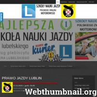 Szkoły Nauki Jazdy Polskiego Związku Motorowego