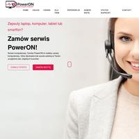 Masz problem z komputerem? Skorzystaj z usług serwisu komputerowego PowerON. Oferujemy bezpłatny dojazd do klienta oraz diagnozę usterki w Twoim domu!