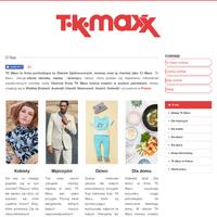 Obojętne czy panowie, czy panie, wszyscy chcemy być ładni, ubierać się stylowo i nowocześnie. Jeśli chcesz nadążyć za czasem, na pewno nie pomijaj naszego portalu nie tylko mody markowej – tkmaxx-online.pl.