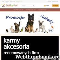 Tupitupi.pl - wszystko dla pupila. Internetowy sklep zoologiczny dla właścicieli pupilów - oferujemy szeroką gamę artykułów w atrakcyjnych cenach. Zapraszamy na zakupy.