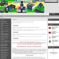 SONET - Przedstawiamy sklep internetowy sprzedający akcesoria do drukarek, które mają na celu obniżenie kosztów drukowania. Są to między innymi systemy stałego zasilania atramentem i materiały do samodzielnej regeneracji tonera, a także tanie tusze, atramenty i zamienniki kartridży.