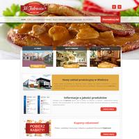 """Polskie potrawy """"u Jędrusia"""" to producent dań gotowych od 1980 roku. Posiada zakłady produkcyjne oraz sklepy firmowe i restaurację. Oferuje również catering."""
