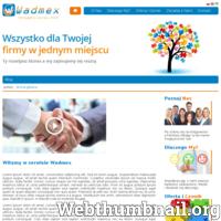 Biuro rachunkowe Kraków świadczy rzetelne usługi księgowe, doradztwo podatkowe Kraków i obsługę kadrowo-płacową. Naszym nadrzędnym celem jest profesjonalna i nowoczesna księgowość. Kraków to miasto, w którym ma siedzibę nasze biuro rachunkowe, jednak nasi klienci pochodzą z różnych stron Polski. Dysponujemy bowiem mobilną księgowością, z której może skorzystać każdy przedsiębiorca, niezależnie od tego, z której części Polski prowadzi swoją firmę.  ./_thumb/www.wadmex.pl.png