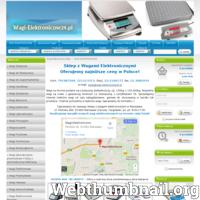 Wagi Elektroniczne 24.pl - sklep z wagami elektronicznymi w najniższych cenach! Dostarczamy wagi na terenie całej Polski. Najlepsi producenci wag. Zapraszamy!