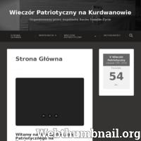 """Wieczór Patriotyczny na Kurdwanowie to coroczne wydarzenie organizowane przez lokalną wspólnotę Ruchu Światło-Życie, czyli """"Oazę"""""""