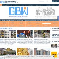 Wielkiebudowanie.pl to system firm budowlanych którego celem jest wzajemna pomoc przy dużych inwestycjach, promowanie swoich usług budowlanych w sieci internetowej oraz tworzenie wizerunku marki dla inwestora budowlanego. Na portalu budowlanym znajdziecie Państwo oprócz zrzeszonych firm budowlanych również ceny usług budowlanych z całej Polski prowadzonych na podstawie cenników 8000 firm budowlanych, ceny aktualizowane są co tydzień w dziale Barometr Cen