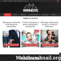 Firma Szkoleniowa Winners oferuje szkolenia biznesowe.Specjalizujemy się w szkoleniach z przywództwa,zarządzania,sprzedaży,umiejętności interpersonalnych