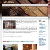 Z pewnością znaczącą sprawą w domu są interesujące rolety okienne Warszawa. Sprawdzona firma Moreno proponuje innowacyjne rozwiązania w tym zakresie. Posiada w swojej propozycji żaluzje plisowane i rolety kasetowe Warszawa. Są one świetnym rozwiązaniem estetycznym, ale i praktycznym. Dają one najróżniejsze możliwości wyposażenia wnętrz. Firma Moreno Rolety Warszawa współpracuje z dużą ilością znanych producentów aranżacji okiennych.