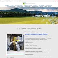 Zakład Techniki Odpylania projektuje, wykonuje i montuje instalacje odpylania oraz urządzenia odpylające również w wersji ATEX. Filtry workowe jakie wykonujemy są indywidualnie dobrane do potrzeb klienta.