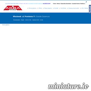 AKBA Akumulatory Włocławek ./_thumb1/akumulatory-wloclawek.pl.png
