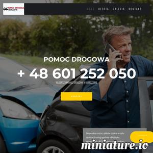 Potrzebujesz szybkiej pomocy drogowe na terenie Warszawy i okolic. Zadzwoń - przyjeżdżamy szybko by udzielić Ci pomocy  holujemy samochody osobowe na lawecie ,awaryjnie uruchamiamy pojazdy z kabli rozruchowych ,wymiana kola ,dowoz paliwa ,czynne 7 dni w tygodniu ,365 w roku ,firma działa od 1989 roku ,pomoc przy awariach i kolizjach