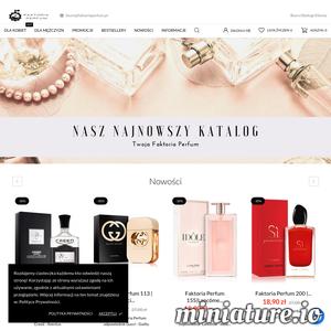 Jesteśmy legalnie działającą firmą z branży kosmetycznej. W naszym sklepie internetowym sprzedajemy perfumy lane odpowiedniki oraz zamienniki znanych marek. Mamy ponad 200 zapachów w ofercie w naszej galerii. W naszej fabryce produkujemy perfumy o róznym zapachu. Sprawdź naszą ofertę już dzisiaj.