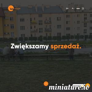 Fabryka e-biznesu jest profesjonalną i cenioną agencją interaktywną. Od lat pomaga polskim przedsiębiorstwom w promowaniu własnych marek oraz zwiększenia ilości klientów.