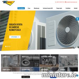 MC Serwis Plus to firma prowadząca sprzedaż, montaż i serwis  klimatyzacji.  Oferujemy również sprzęt AGD oraz zamienniki do urządzeń. Zapraszamy na  stronę!