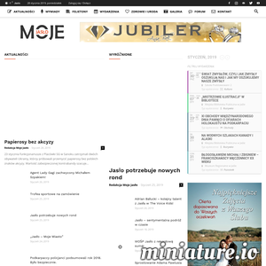 Jasielski portal informacyjny. Poznaj Jasło z innej strony! Aktualne wydarzenia w Jaśle, ankiety, wywiady ze znanymi jaślanami, ogłoszenia, zdrowie i uroda.