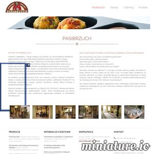 Zapraszamy do skorzystania z atrakcyjnej usługi na catering w Szczecinie. Nasz catering jest pełnowartościowy, smaczny, zdrowy i co istotne w korzystnej cenie. Do jego przygotowania używamy wyłącznie świeżych i dobrych produktów. Możemy dostarczyć catering na wiele okoliczności, takich jak: bankiety, konferencje, szkolenia, prezentacje, wykłady, szkolenia, prezentacje, rocznice, chrzciny, komunie, imieniny, urodziny i inne. Polecamy nasze usługi. Zapraszamy jednocześnie do naszej jadłodajni Pasibrzuch na smaczne i niedrogie obiady w Szczecinie. Zachęcamy, aby odwiedzić naszą stronę internetową i zapoznać się ze szczegółami naszej oferty.  ./_thumb1/pasibrzuch-szczecin.pl.png