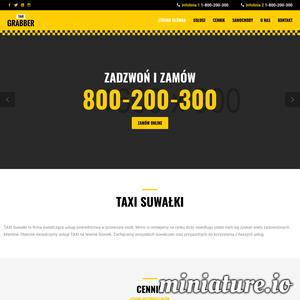 Zachęcamy do korzystania z usług naszej korporacji TAXI w Suwałkach. Oferujemy niskie ceny oraz liczne zniżki dla stałych klientów. Zapraszamy! ./_thumb1/taxi.suwalki.net.pl.png
