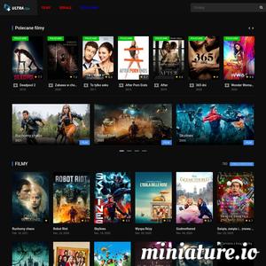 ultra-cda.pl ➤ Najlepsze filmy i seriale online! Cały Film HD bez reklam. ✅Najnowsze kinowe produkcje 2020