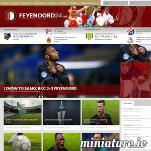 Serwis Feyenoordu Rotterdam. Aktualności, relacje live, liga typerów, galeria. Aktualna tabela Eredivisie, strzelcy, terminarz, multimedia.
