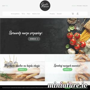 Poszukujesz włoskich smaków i sprawdzonych włoskich produktów? Sprawdź ofertę naszego sklepu internetowego. Oferujemy wiele ciekawych produktów w dobrych celach.