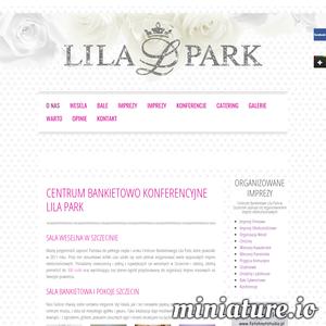 Zapraszamy Państwa do skorzystania z oferty weselnej przygotowanej przez nasz lokal Lila Park w Szczecinie. Od wielu lat zajmujemy się organizowaniem przyjęć okolicznościowych, a wesela to nasza specjalność. Dbamy o zachowanie najwyższej jakości obsługi podczas Waszego przyjęcia. Wszystko co przygotujemy będzie dokładnie takie jak wspólnie zaplanujemy. Przygotowaliśmy dla Państwa specjalnie zaprojektowane Menu weselne. Dostępne w kilku wariantach cenowych zawiera wiele smacznych dań oraz atrakcje i usługi typowo weselne. Posiadamy także salę bankietową, która oferuje wiele miejsca dla Gości. Nie zabraknie go zarówno do zabawy na parkiecie ani do siedzenia przy stolikach. Zapraszamy do umawiania się na wizyty w celu oglądania sali. Prosimy o kontakt mailowy lub telefoniczny.