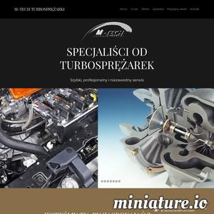 Regeneracja i naprawa turbosprężarek,czyszczenie DPF w oparciu o nowoczesną technologię na nowoczesnym sprzęcie.