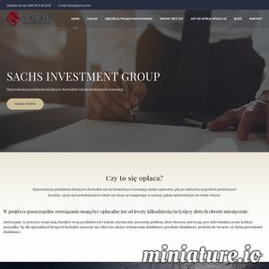 Firma Sachss Investment oferuje swoim klientom pomoc w zakresie: optymalizacji podatku VAT, podatku dochodowego, optymalizację związaną z podatkiem od zysku z handlu międzynarodowego oraz zysków z usług pośrednictwa. Zajmujemy się także optymalizacją zysków z handlu Internetowego oraz usług świadczonych zdalnie. Jednak to nie wszystko czym nasza kancelaria się zajmuje. Jesteśmy w stanie zoptymalizować podatek w procesie zbycia nieruchomości, przychody z wartości niematerialnych i prawnych. Oferujemy również pomoc w zakresie podatku od zysków kapitałowych, w tym m. in.: Optymalizację podatkową dywidend, Optymalizację podatkową zysków z Giełdy Papierów Wartościowych, Optymalizację zysków z Forexu , Optymalizację innych inwestycji kapitałowych na rynku polskim (m.in. zbycie akcji bądź udziałów). Optymalizujemy również zysk operacyjny, poprzez alokację części źródeł kosztów poza granicami Polski. Kontaktuj się z nami, a pomożemy i zaproponujemy Ci optymalne rozwiązanie na każde z przedstaw